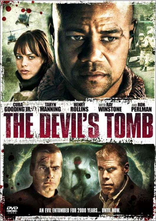 The Devil's Tomb - Film (2010)