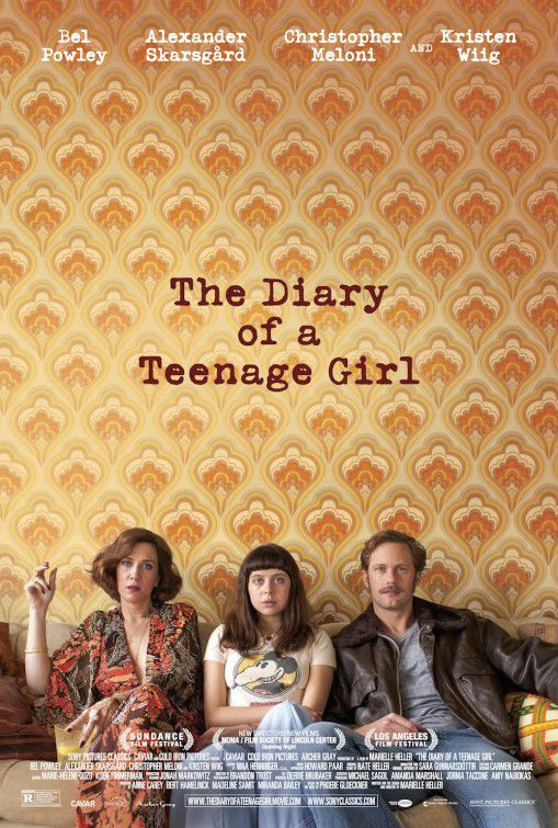 The Diary of a Teenage Girl - Film (2015)