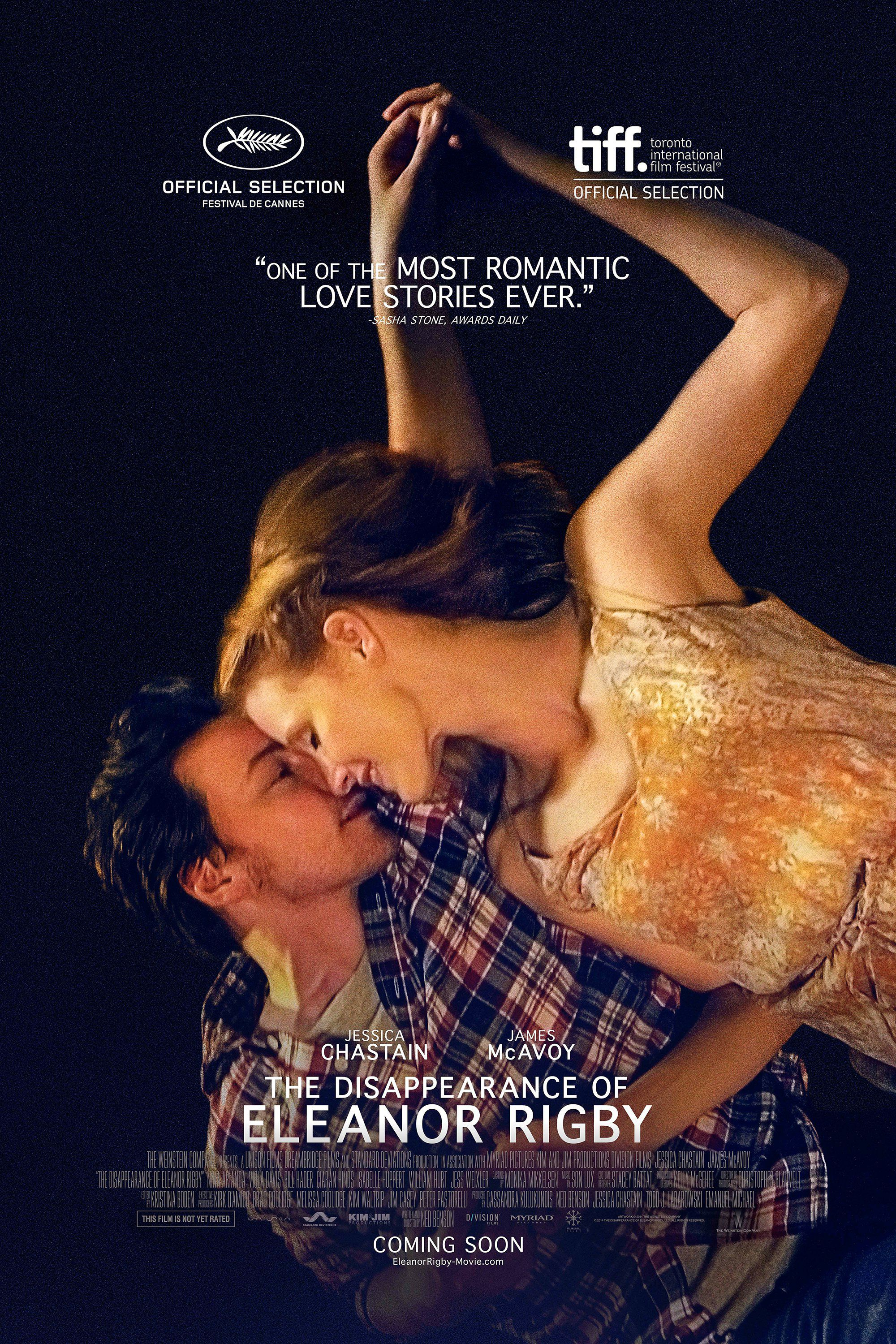 The Disappearance of Eleanor Rigby - Film (2014)