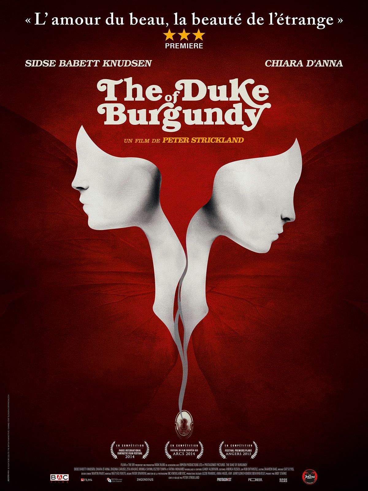 The Duke of Burgundy - Film (2015)