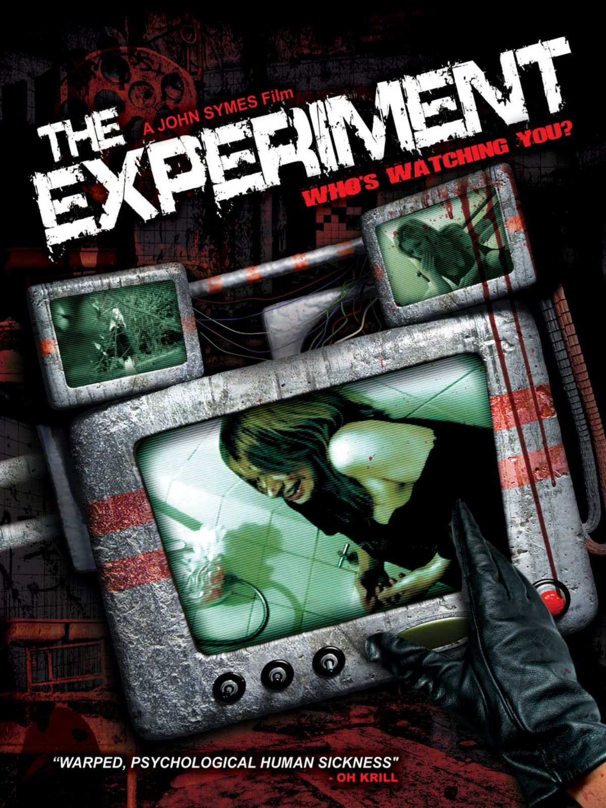 The Experiment: Who's Watching You? - Film (2012)