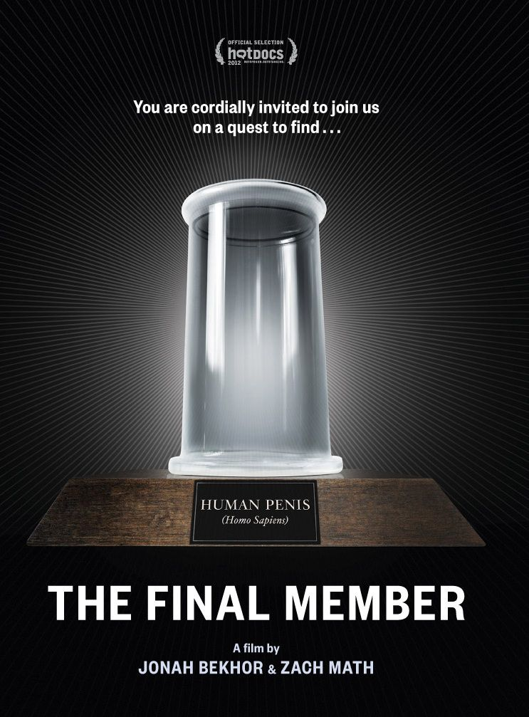 The Final Member - Documentaire (2012)