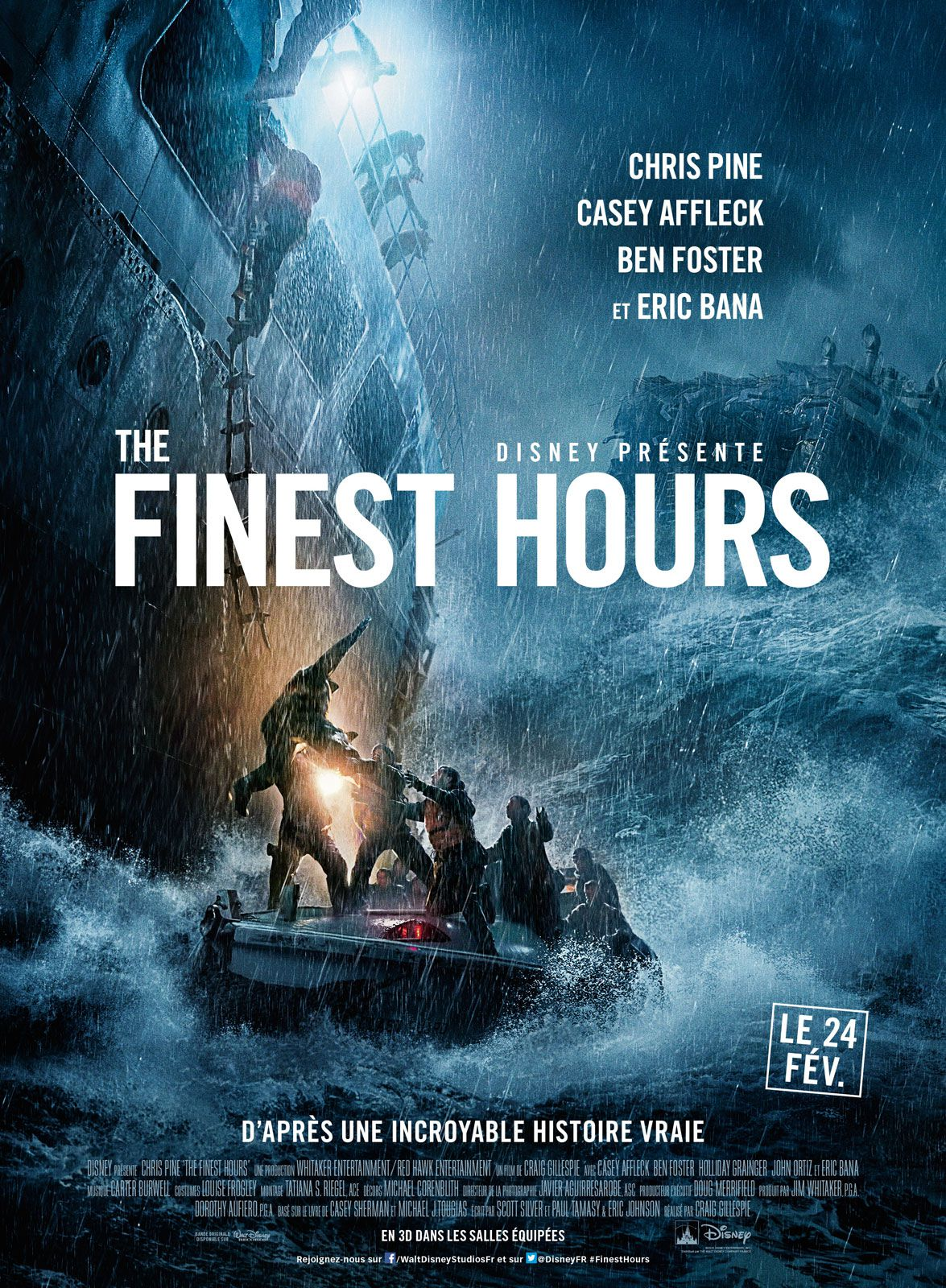 The Finest Hours - Film (2016)