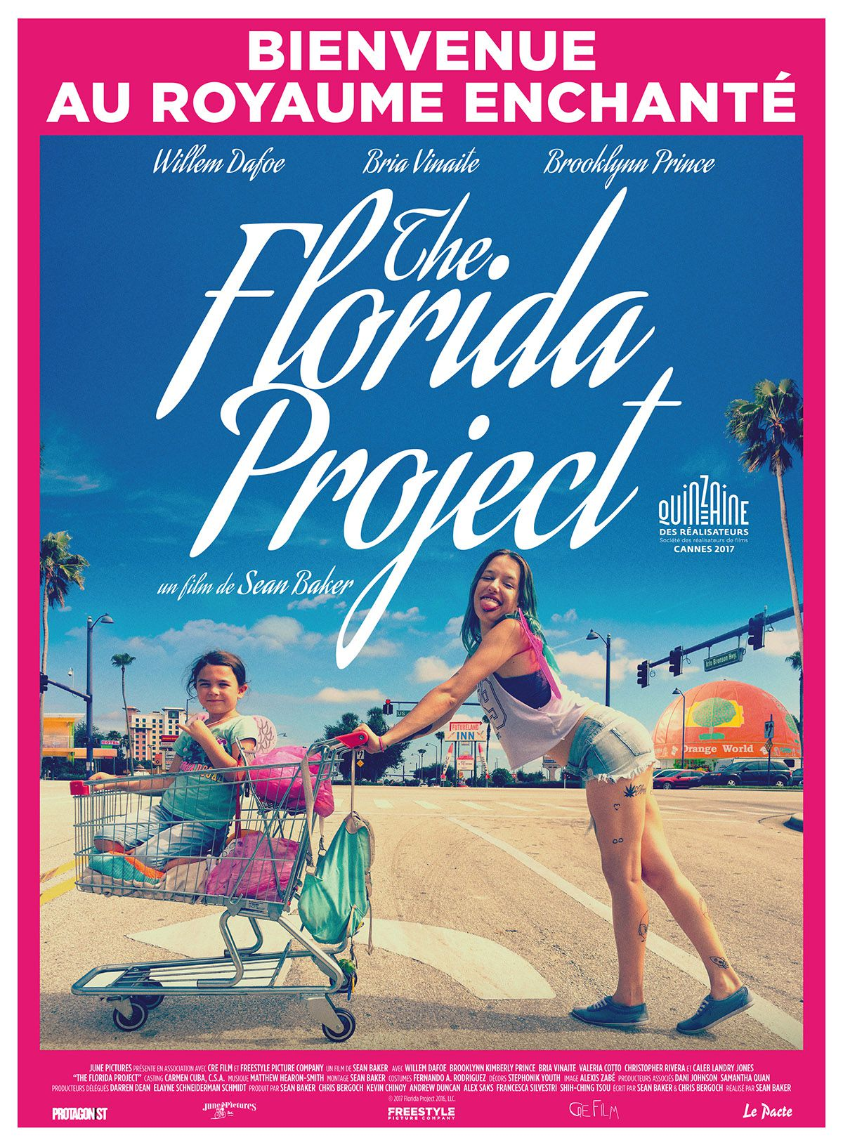 The Florida Project - Film (2017)