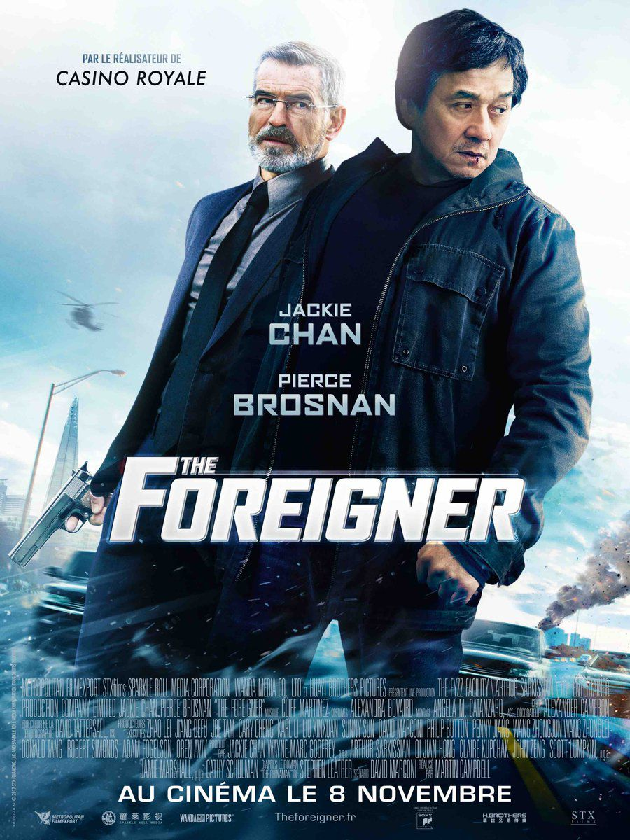 The Foreigner - Film (2017)