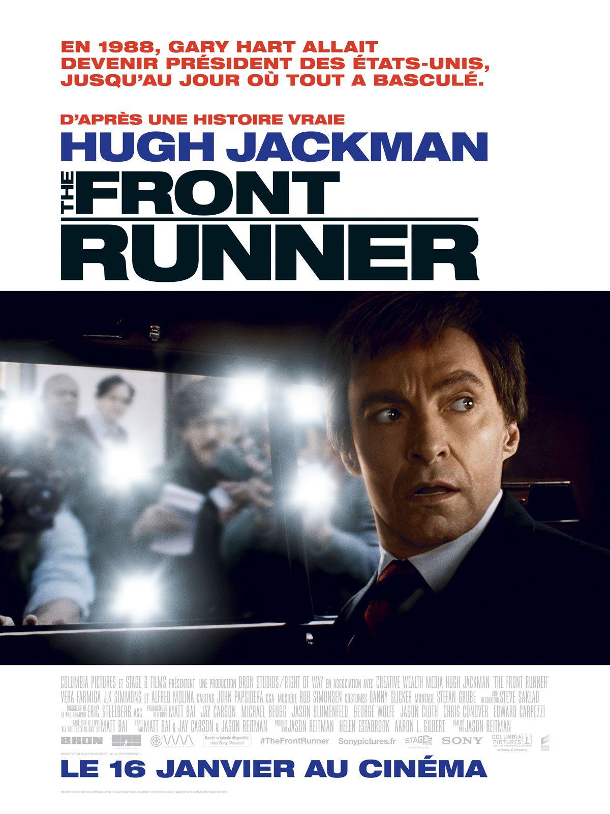 The Front Runner - Film (2019)