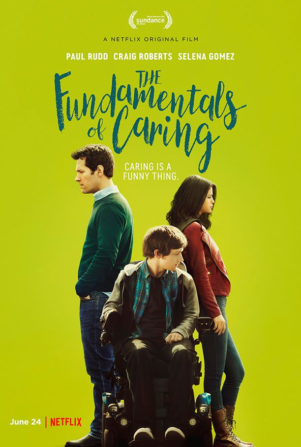 The Fundamentals of Caring - Film (2016)