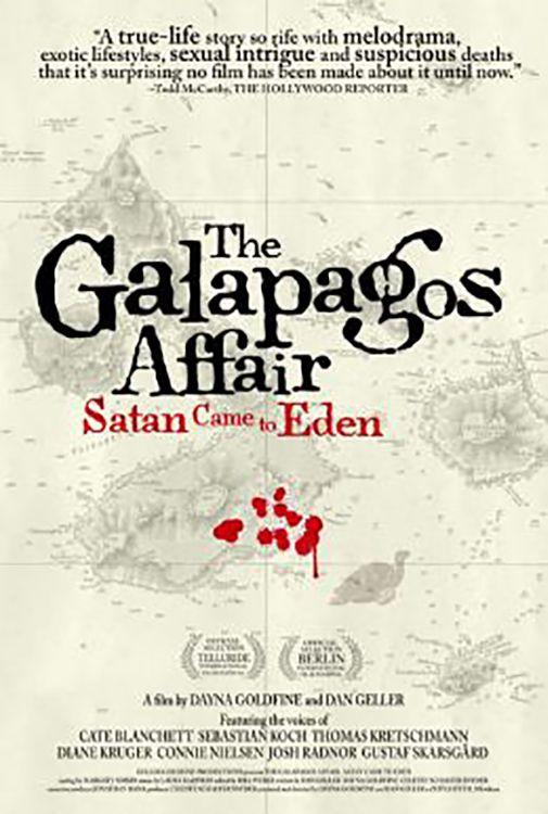 The Galapagos Affair: Satan Came To Eden - Documentaire (2014)