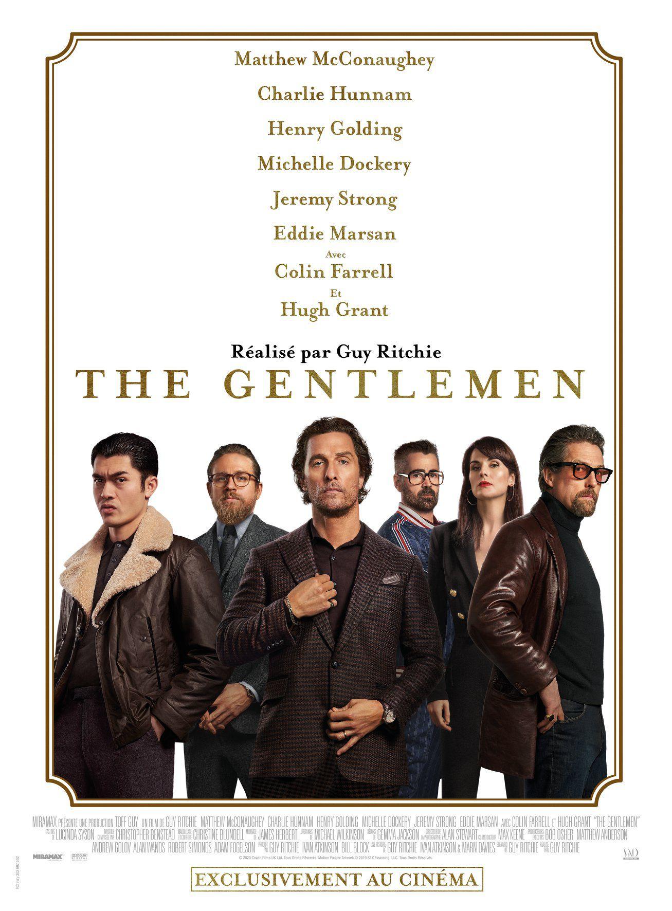 The Gentlemen - Film (2020)