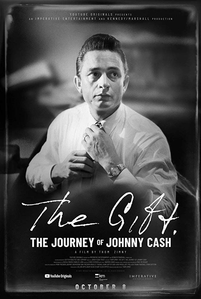 The Gift: The Journey of Johnny Cash - Documentaire (2019)