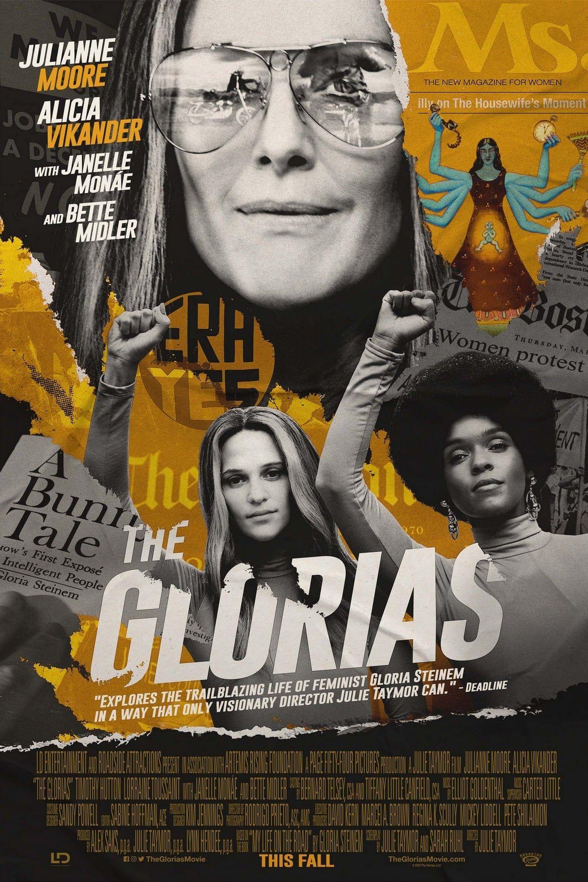 The Glorias - Film (2020)