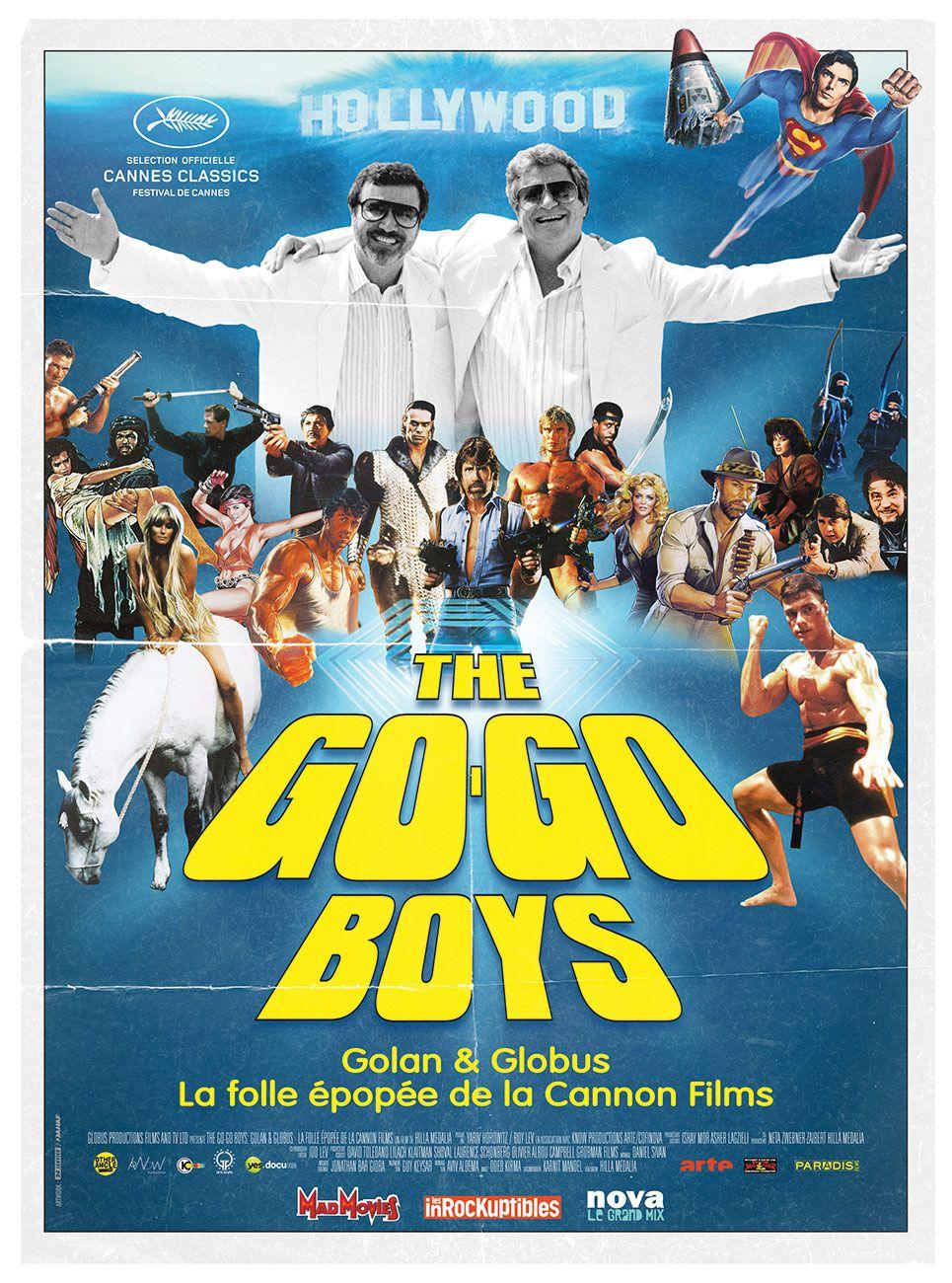 The Go-Go Boys - Documentaire (2014)