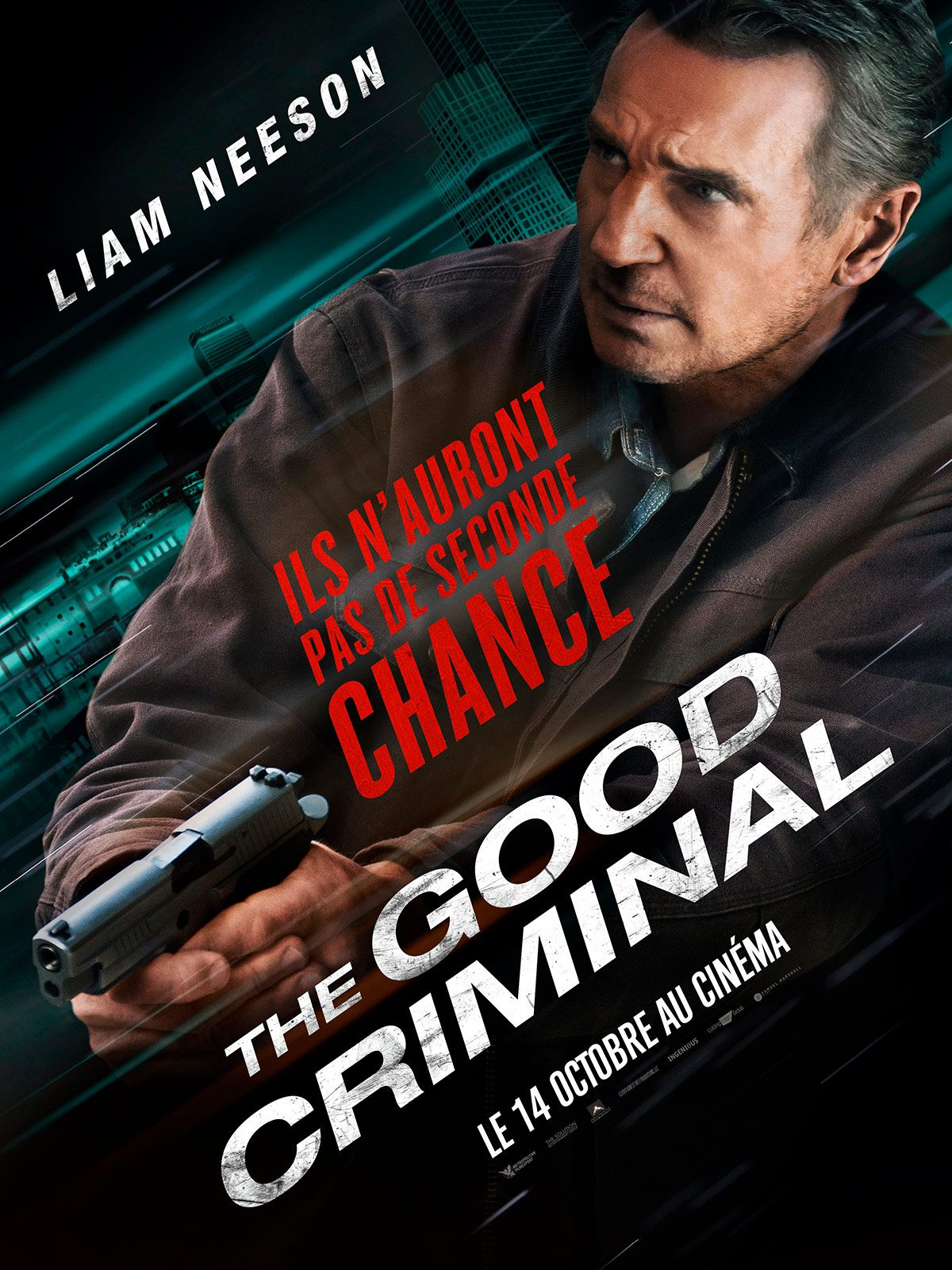 The Good Criminal - Film (2020)