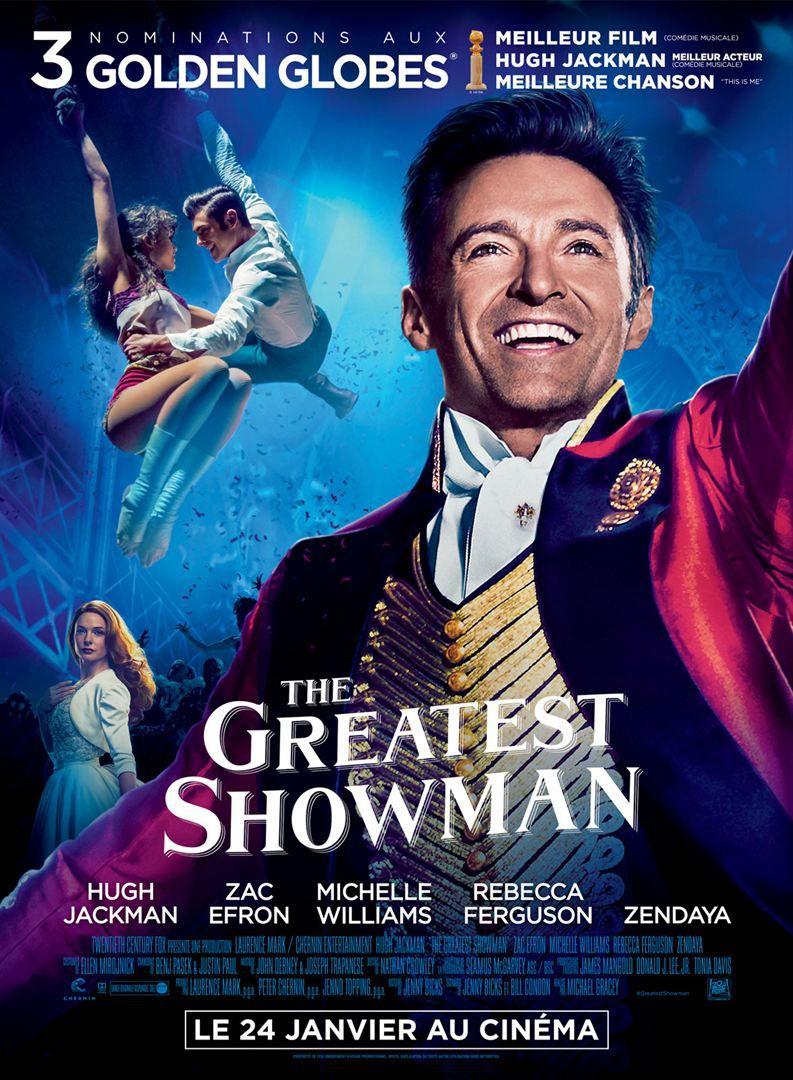 The Greatest Showman - Film (2018)