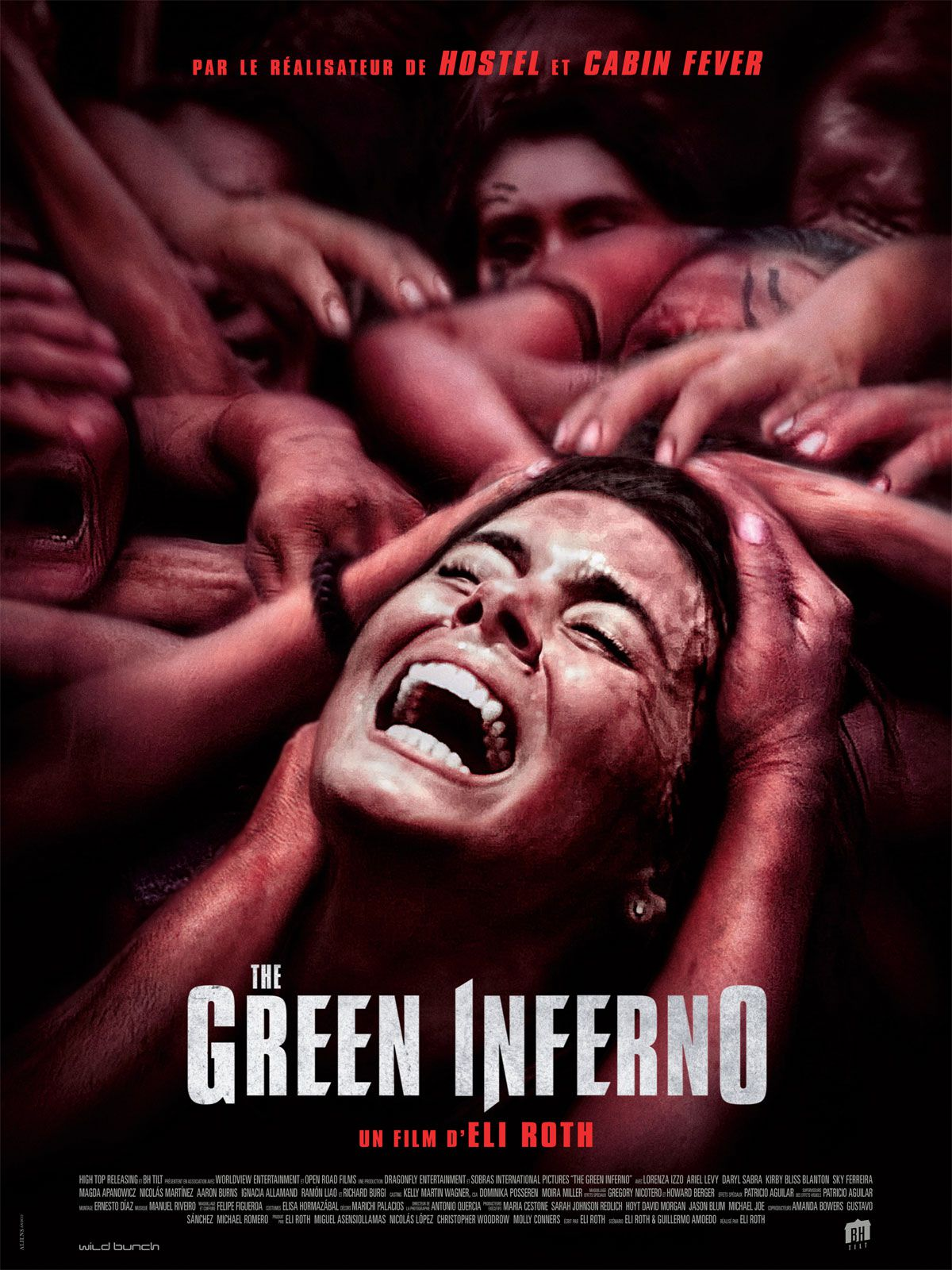 The Green Inferno - Film (2013)