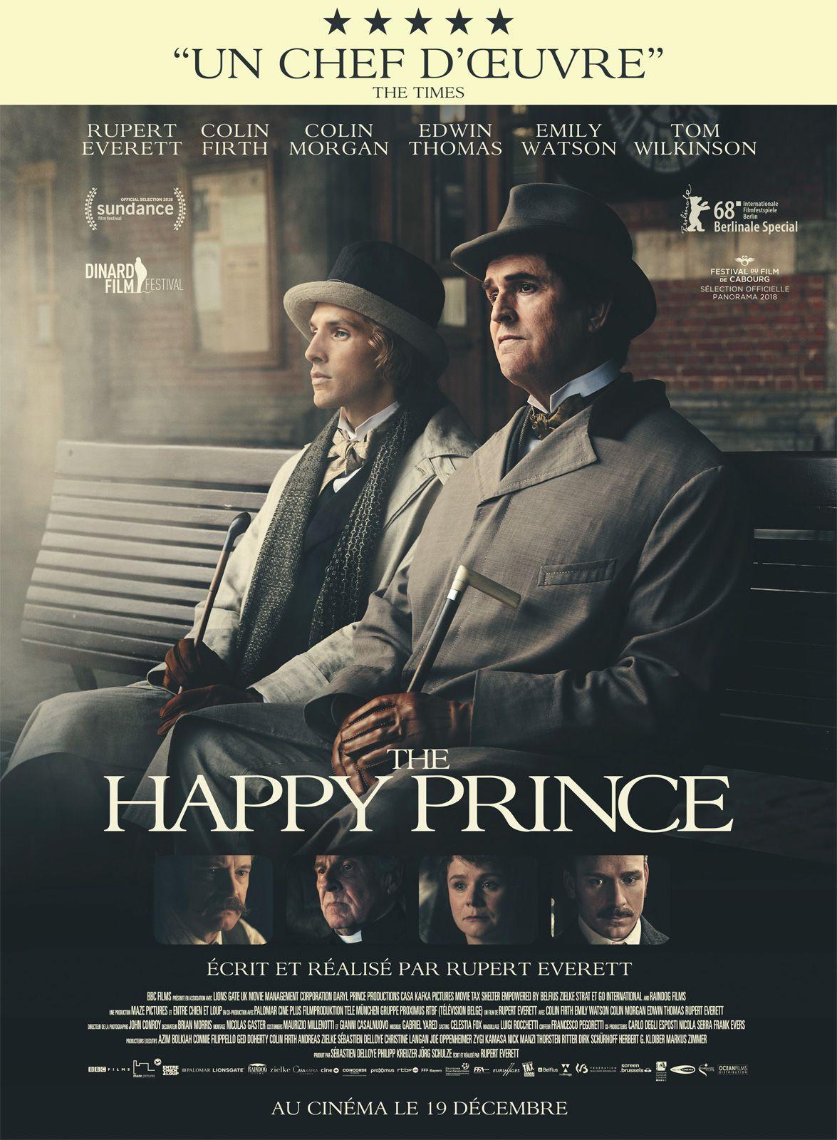 The Happy Prince - Film (2018)