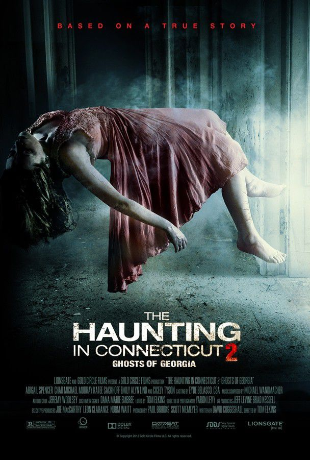 The Haunting in Connecticut 2 : Ghosts of Georgia - Film (2013)