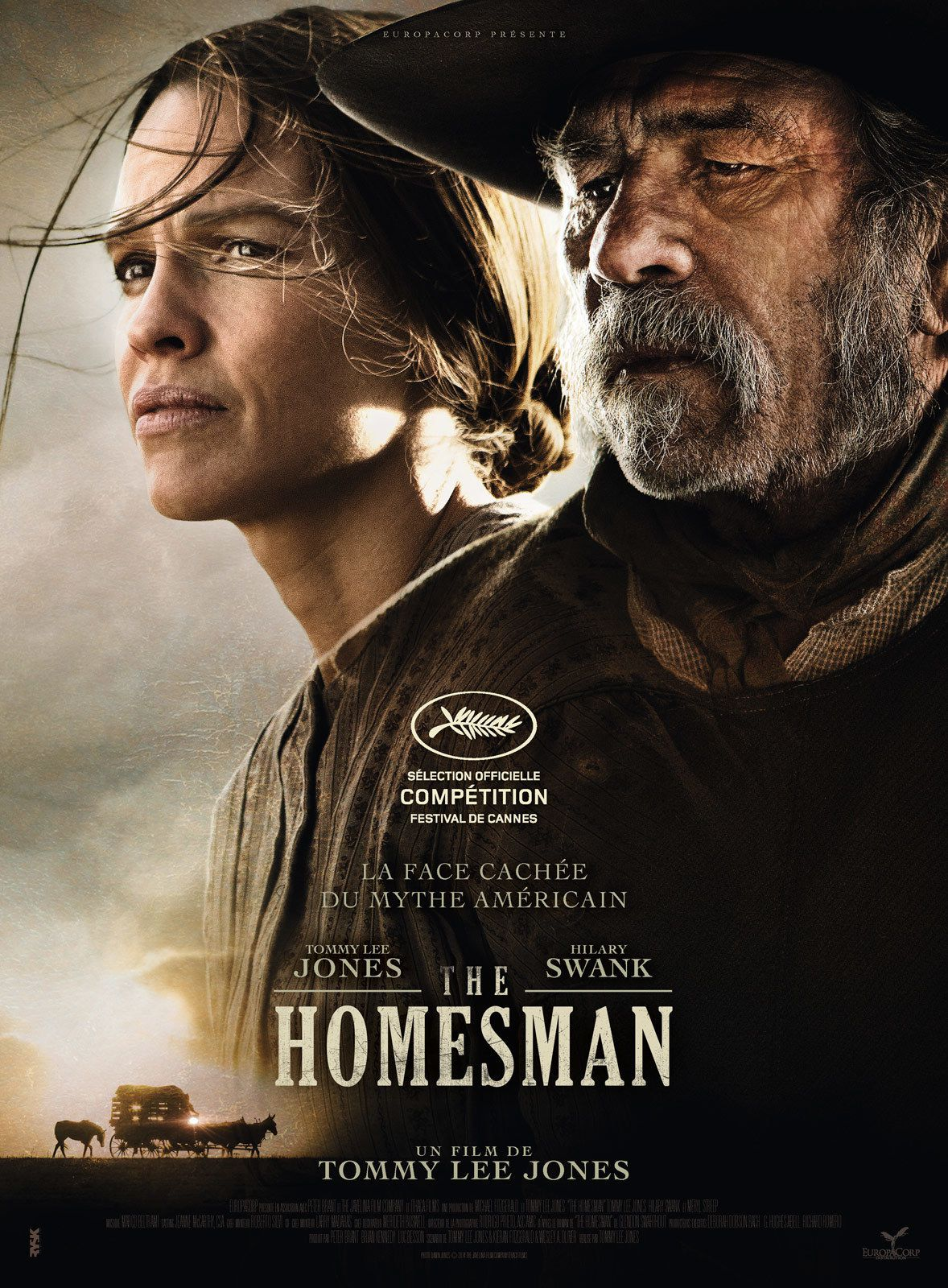 The Homesman - Film (2014)