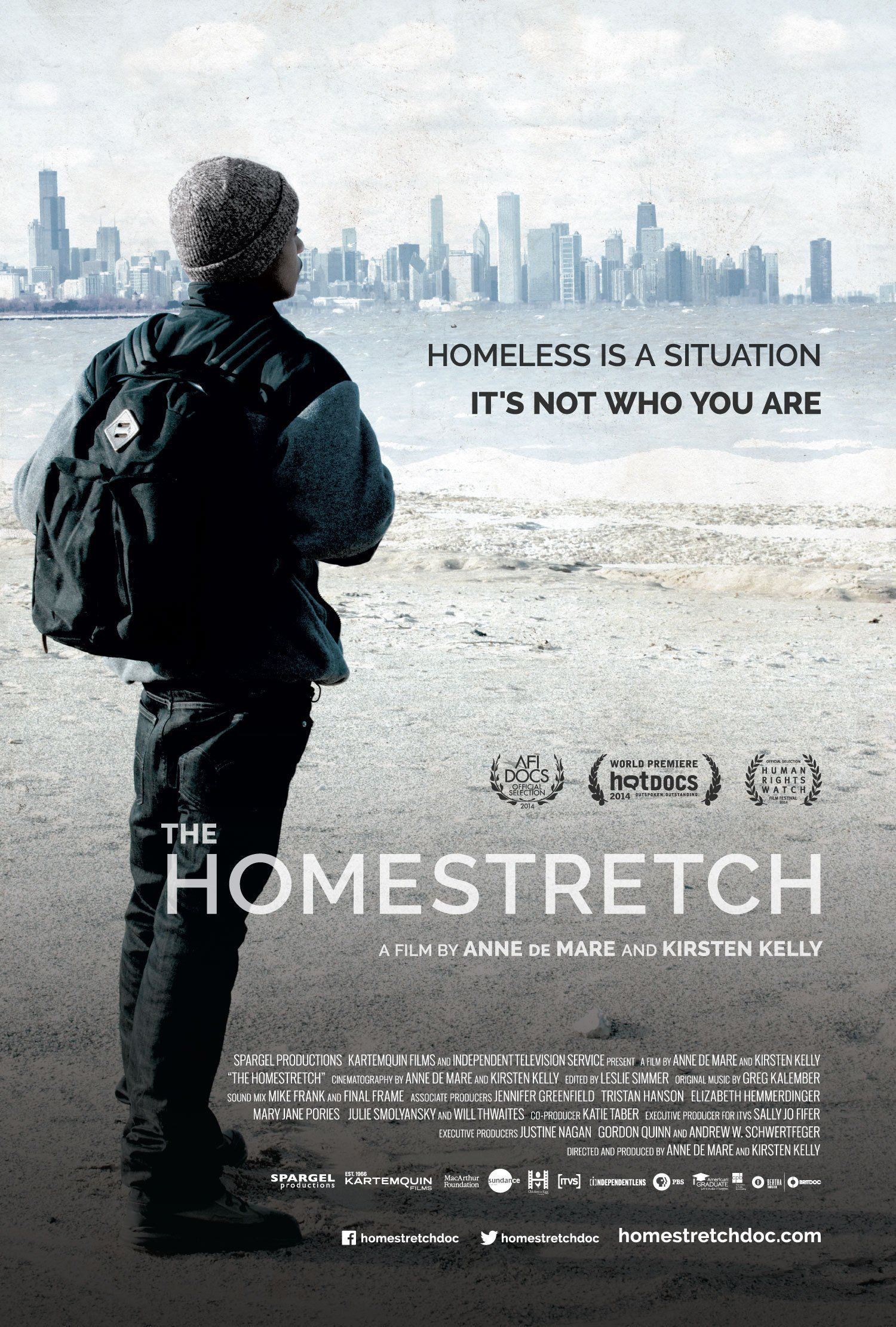 The Homestretch - Documentaire (2014)
