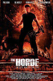 The Horde - Film (2016)