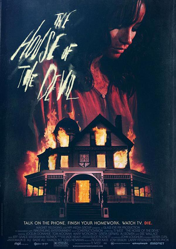 The House of The Devil - Film (2009)