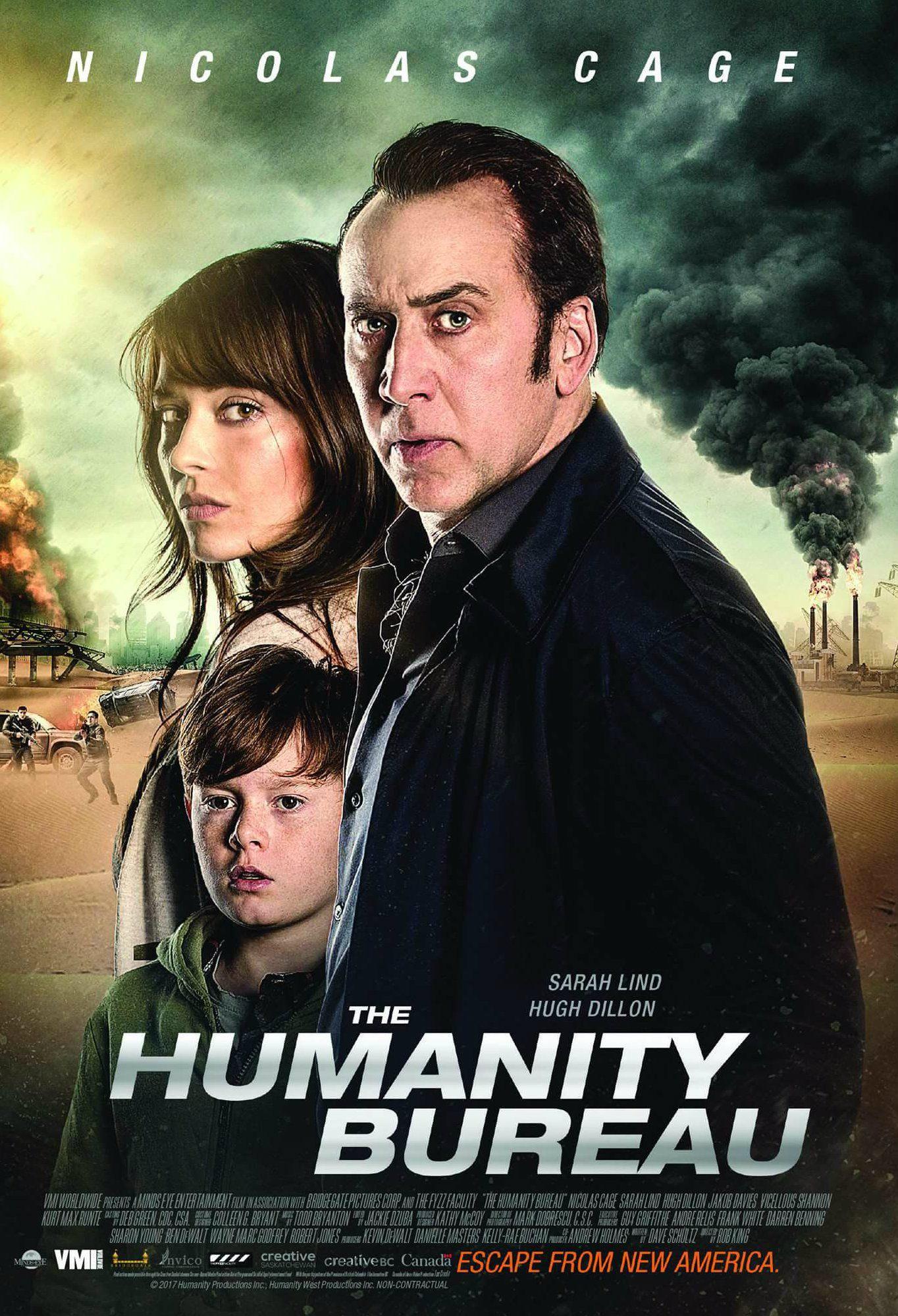 The Humanity Bureau - Film (2017)