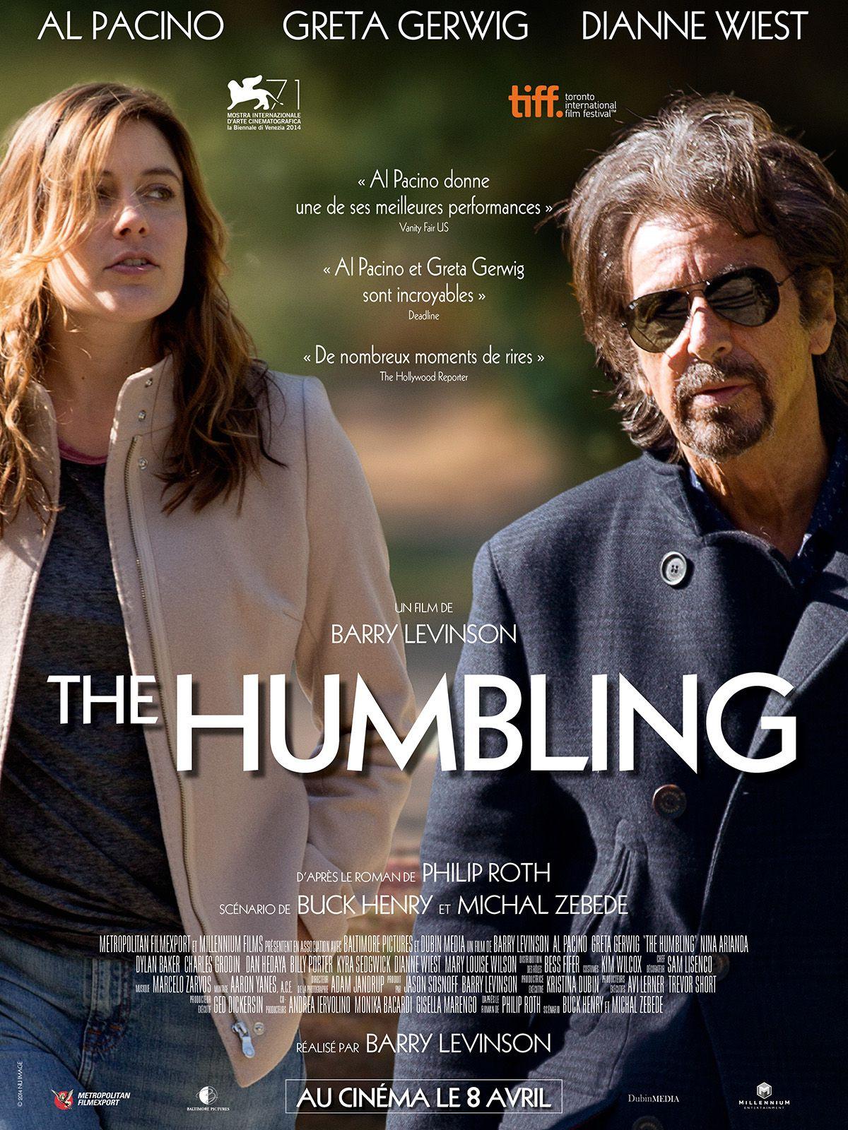 The Humbling - Film (2015)