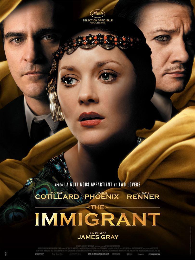 The Immigrant - Film (2014)