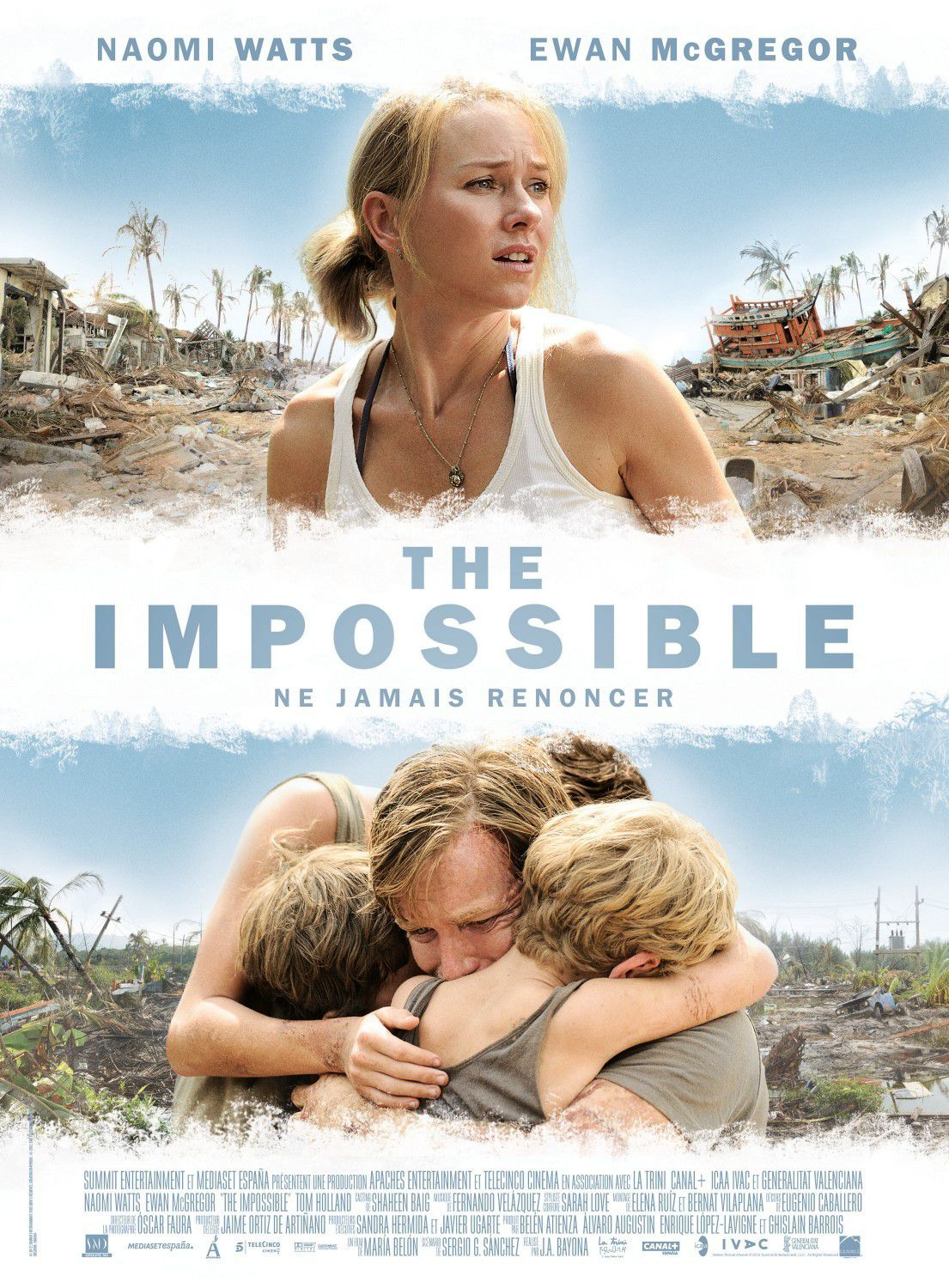The Impossible - Film (2012)