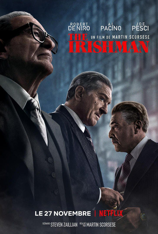 The Irishman - Film (2019)