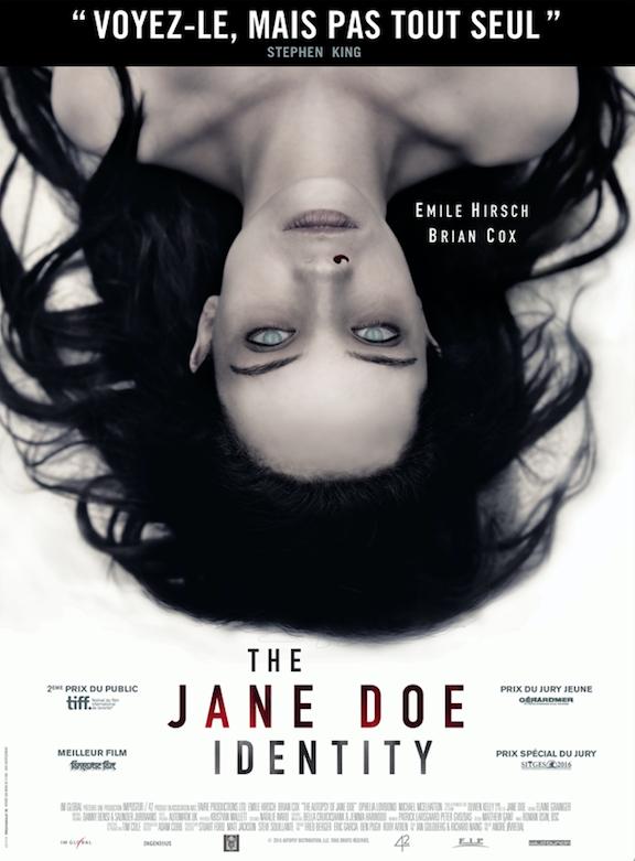 The Jane Doe Identity - Film (2016)