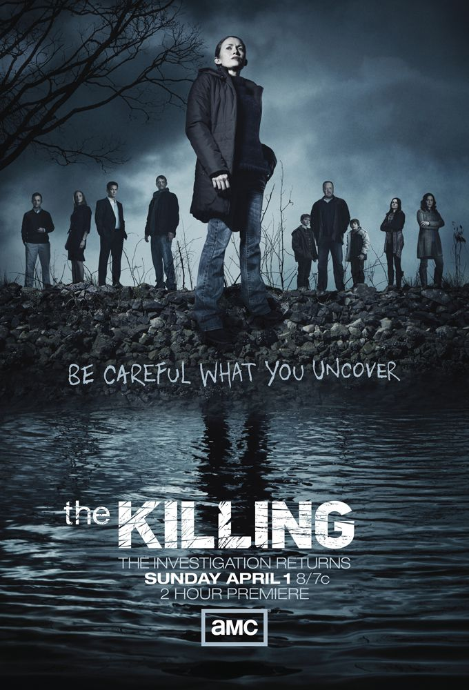 The Killing (US) - Série (2011)