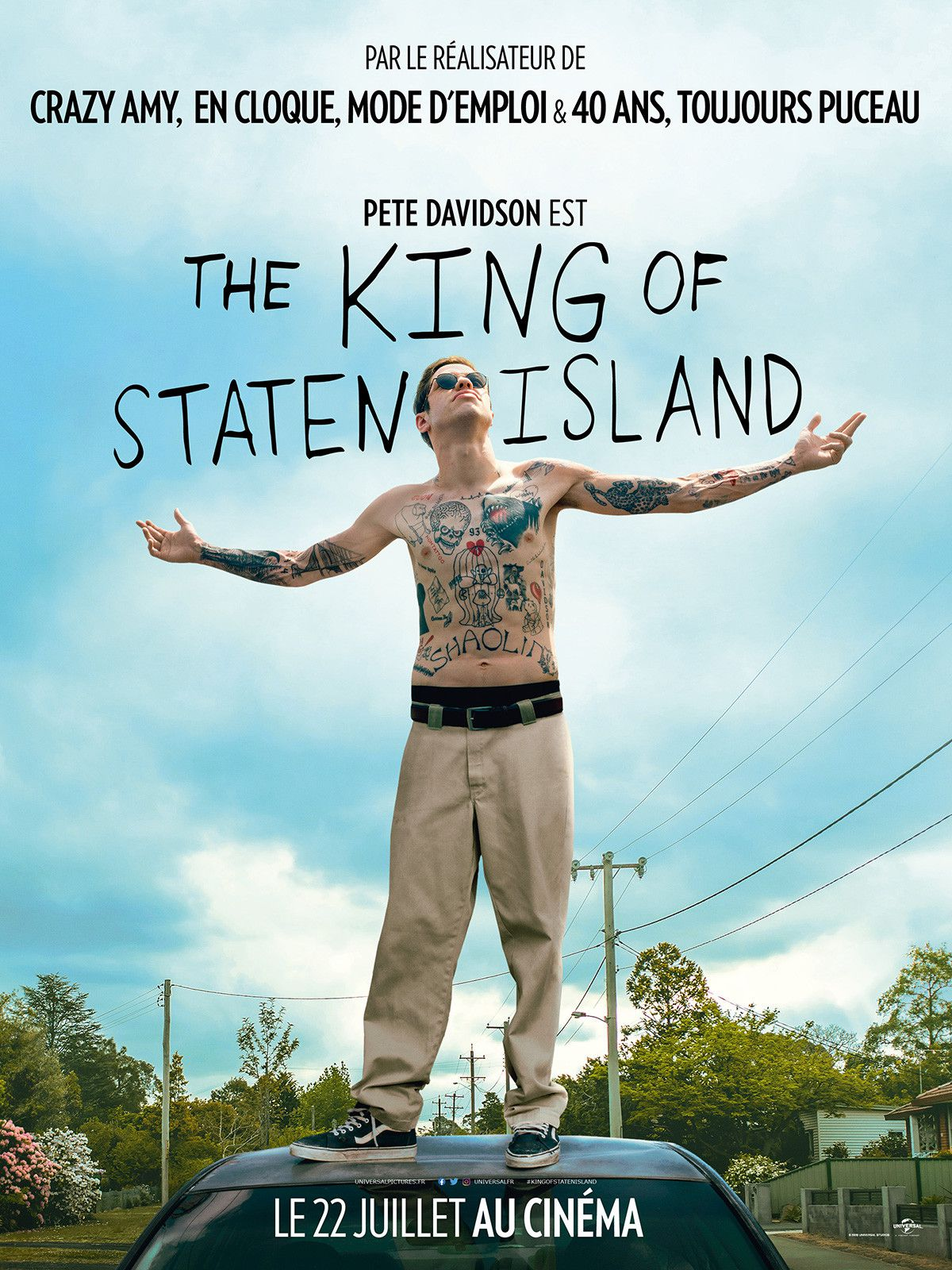 The King of Staten Island - Film (2020)