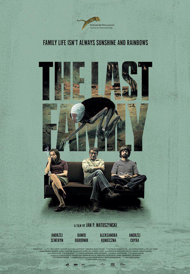The Last Family - Film (2018)