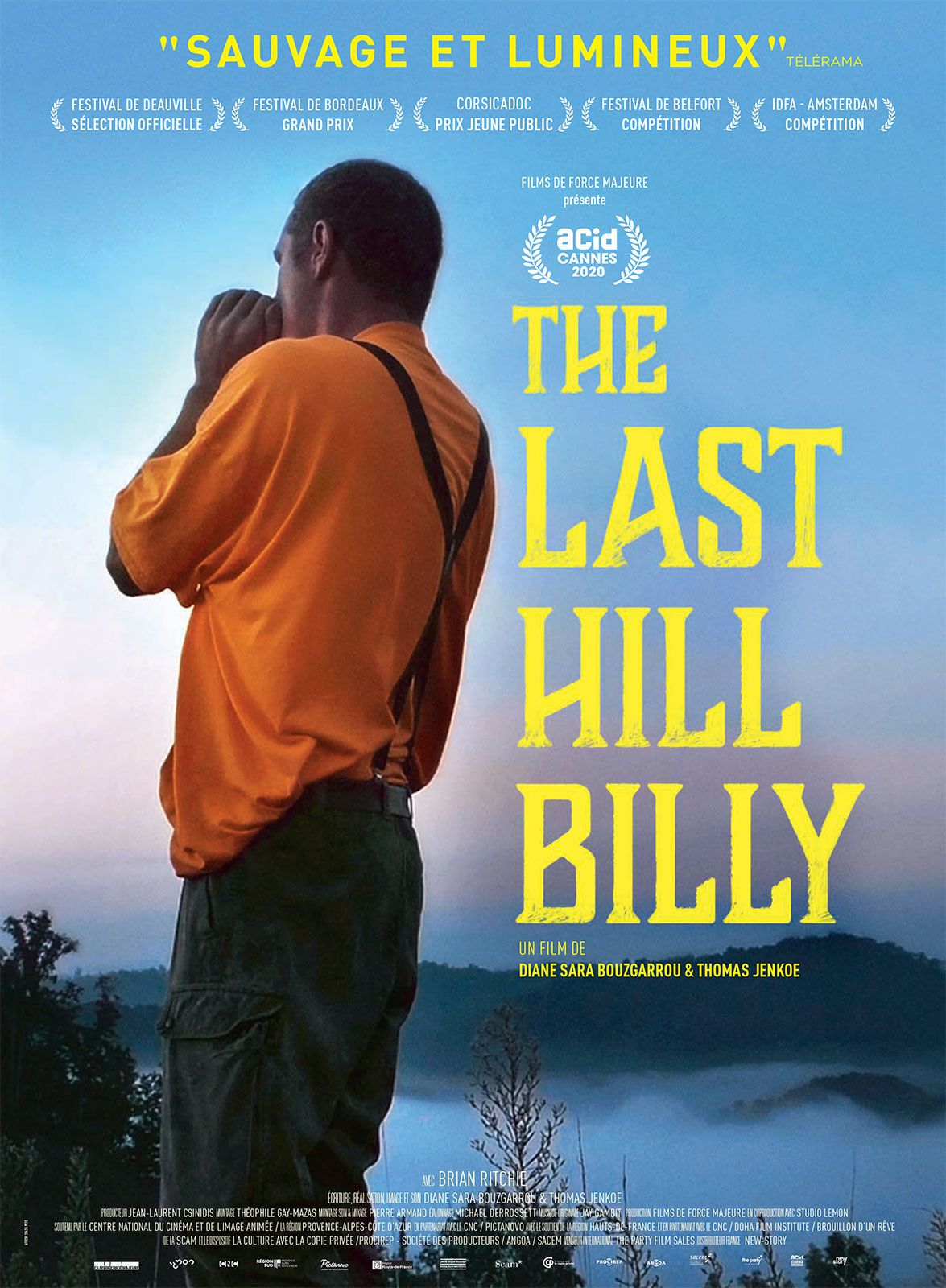 The Last Hillbilly - Documentaire (2020)