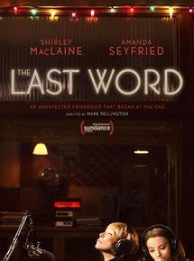 The Last Word - Film (2017)