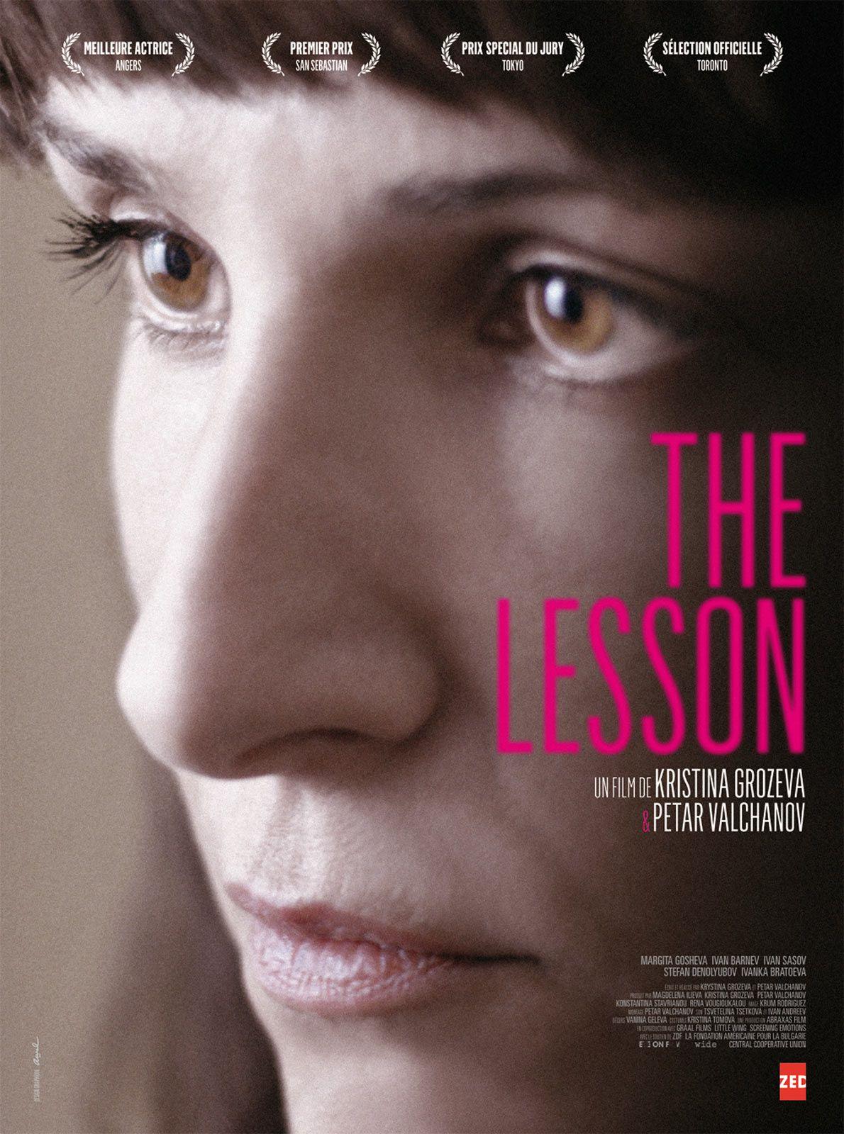 The Lesson - Film (2015)