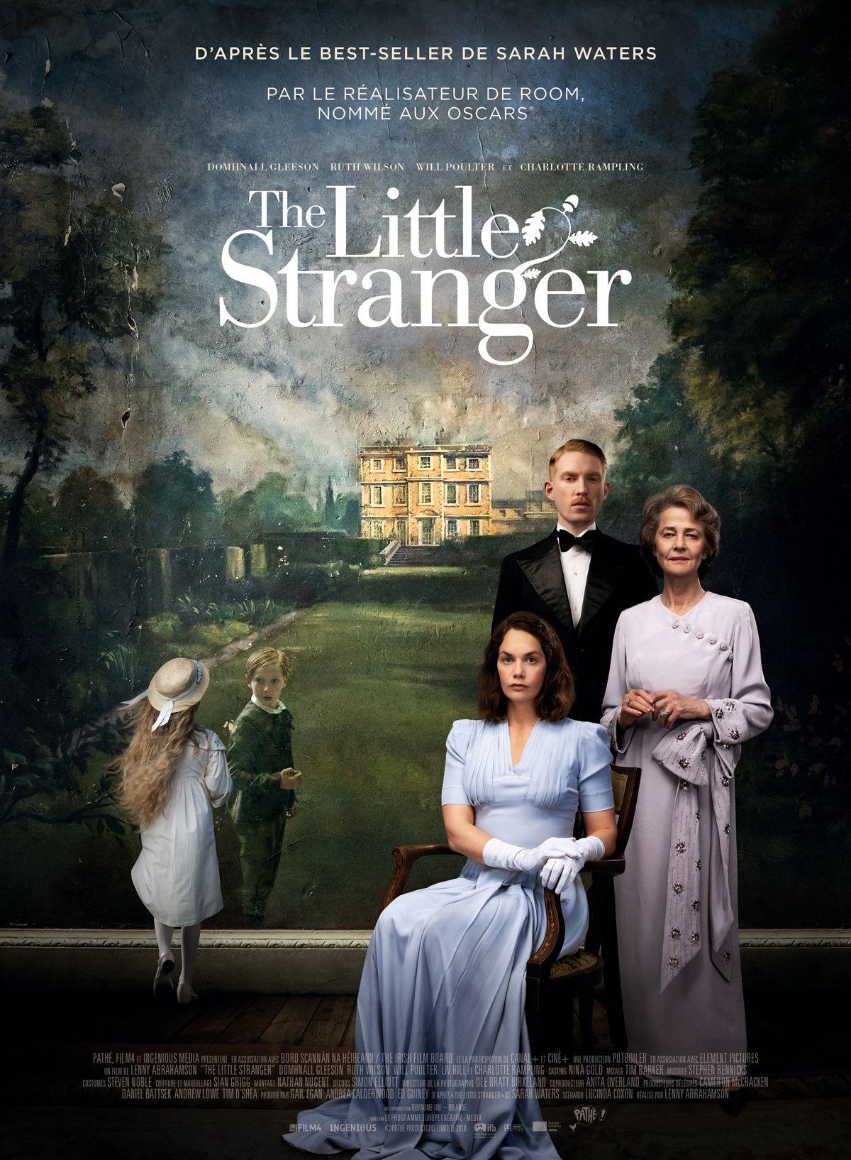 The Little Stranger - Film (2018)