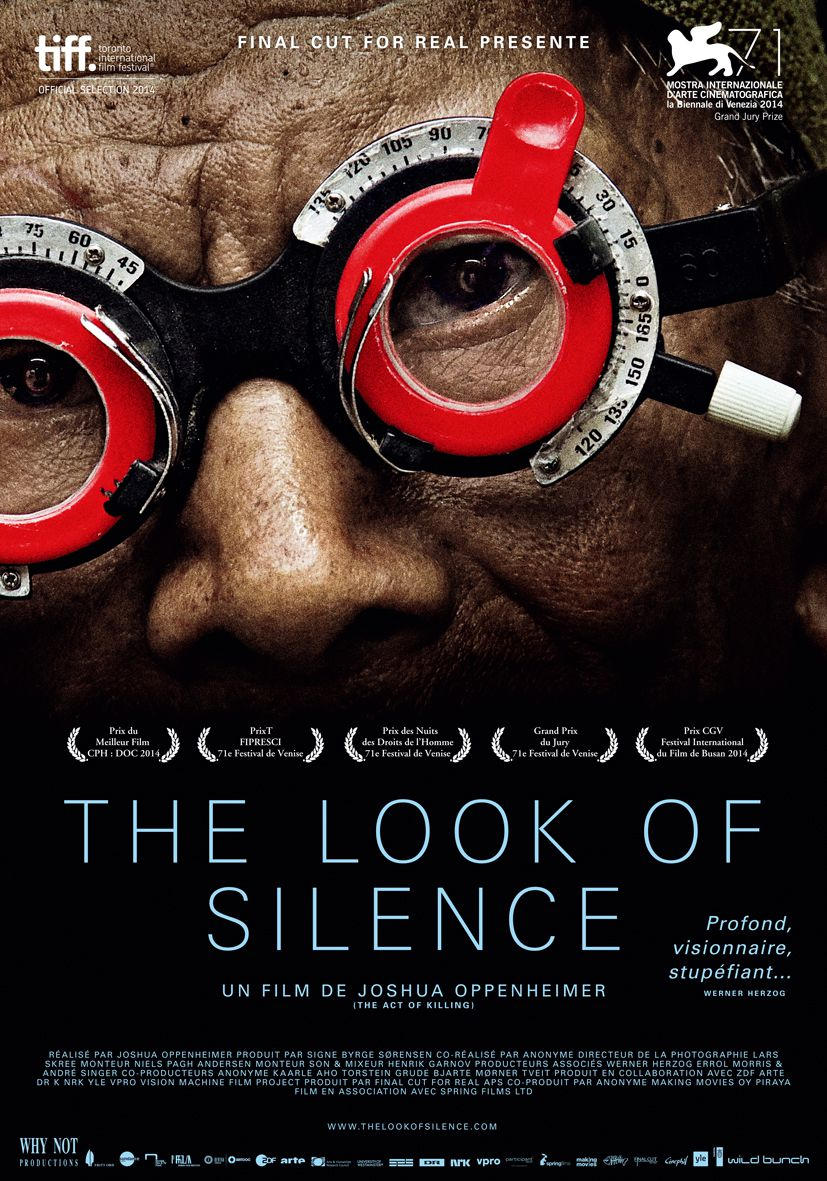 The Look of Silence - Documentaire (2014)