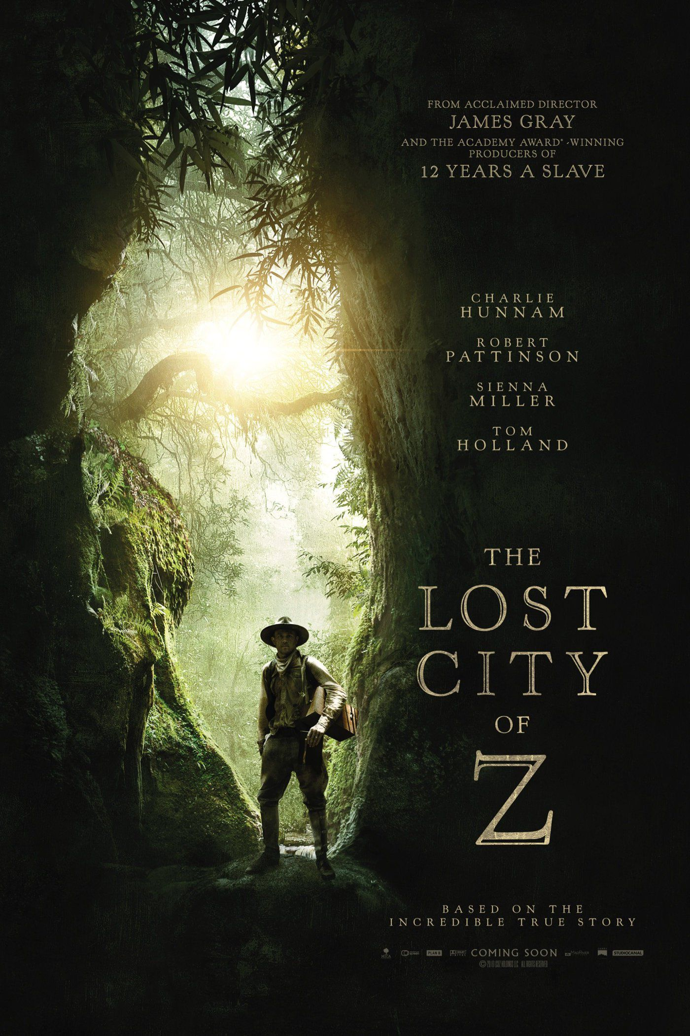 The Lost City of Z - Film (2017)