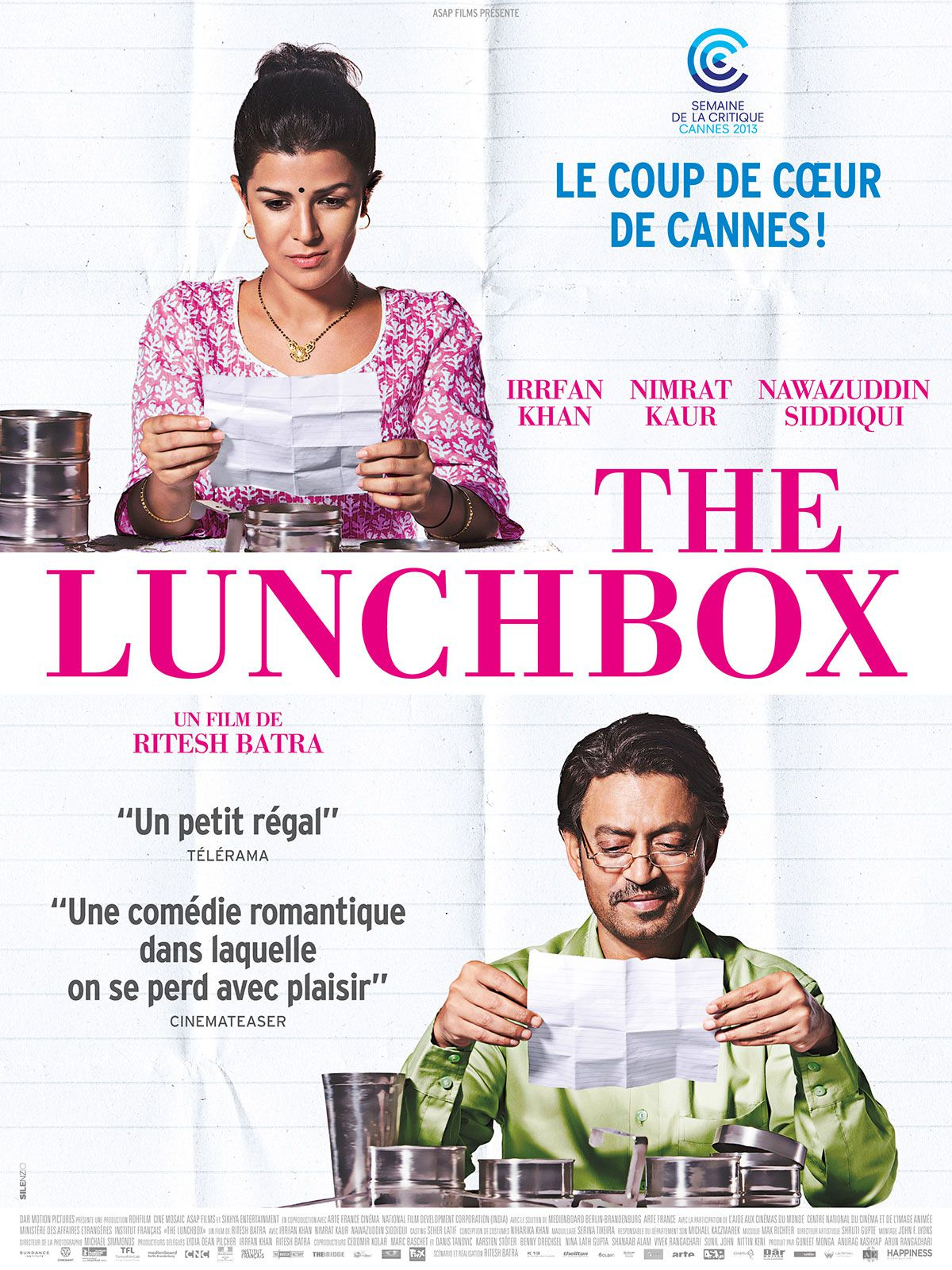 The Lunchbox - Film (2013)