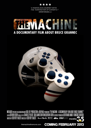The Machine : A Documentary Film About Bruce Grannec - Documentaire (2013)