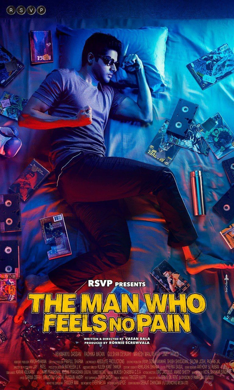 The Man Who Feels No Pain - Film (2019)