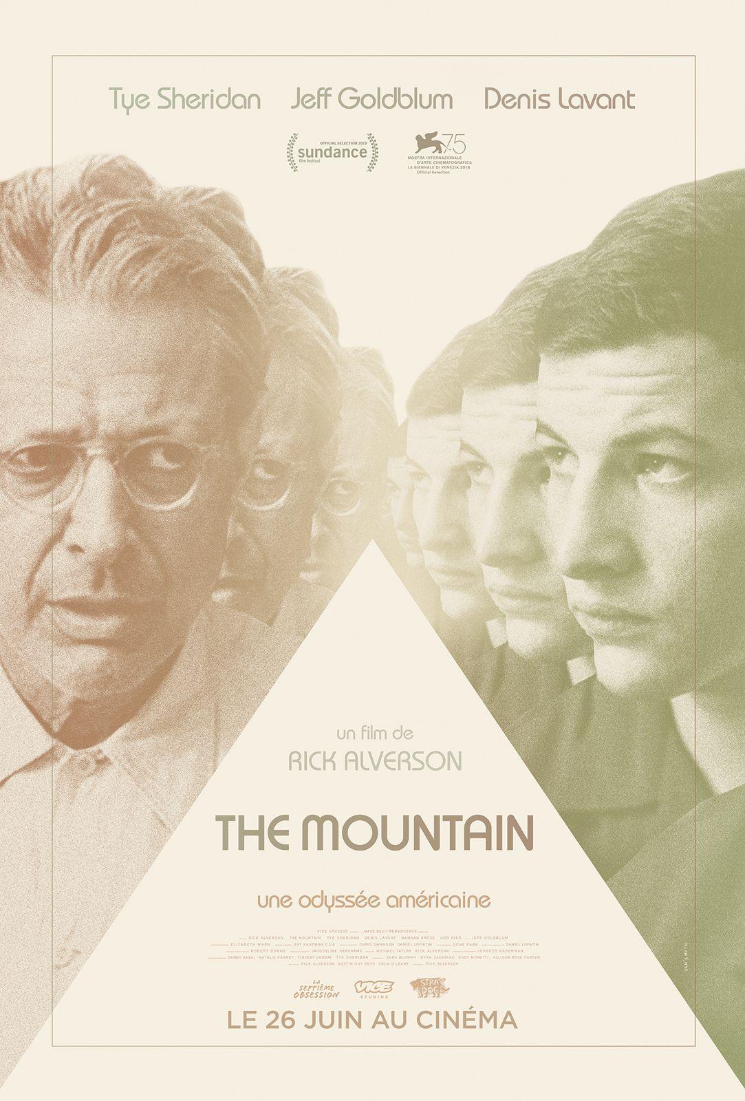 The Mountain : une odyssée américaine - Film (2019)