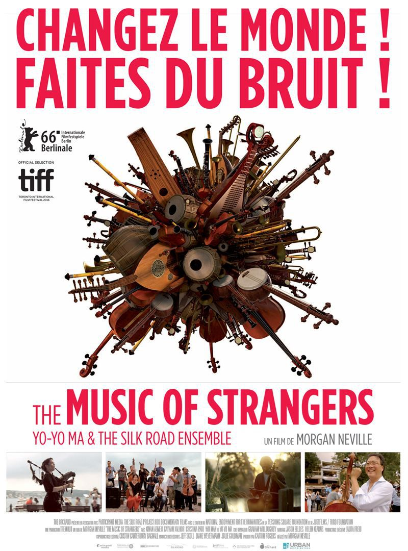 The Music of Strangers - Documentaire (2016)