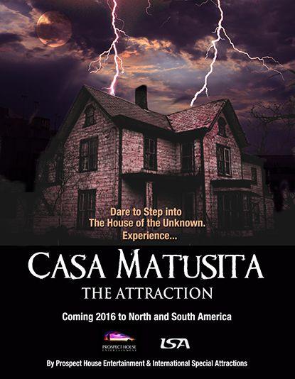 The Mystery of Casa Matusita - Film (2015)