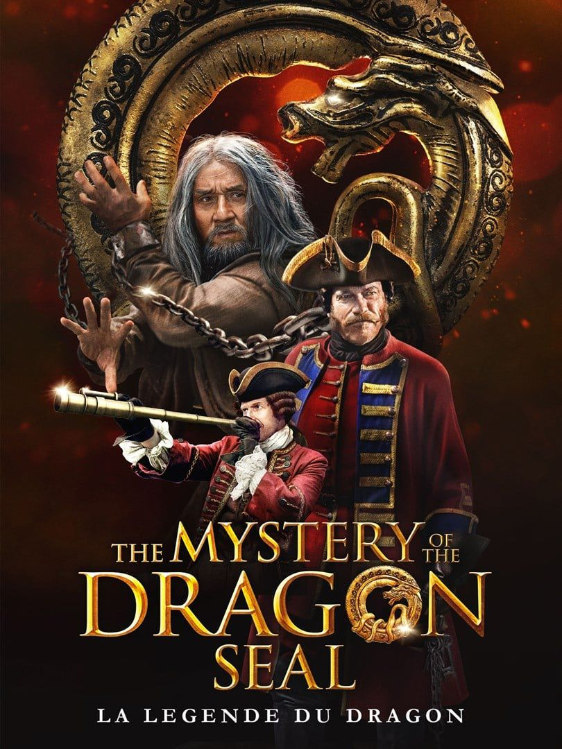 The Mystery of the Dragon Seal - Film (2019)