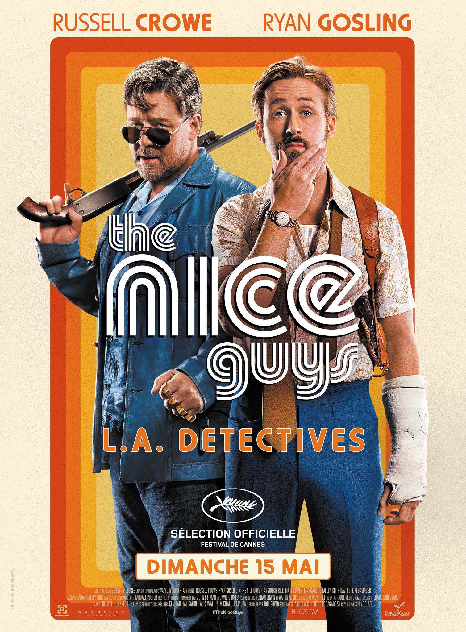 The Nice Guys - Film (2016)