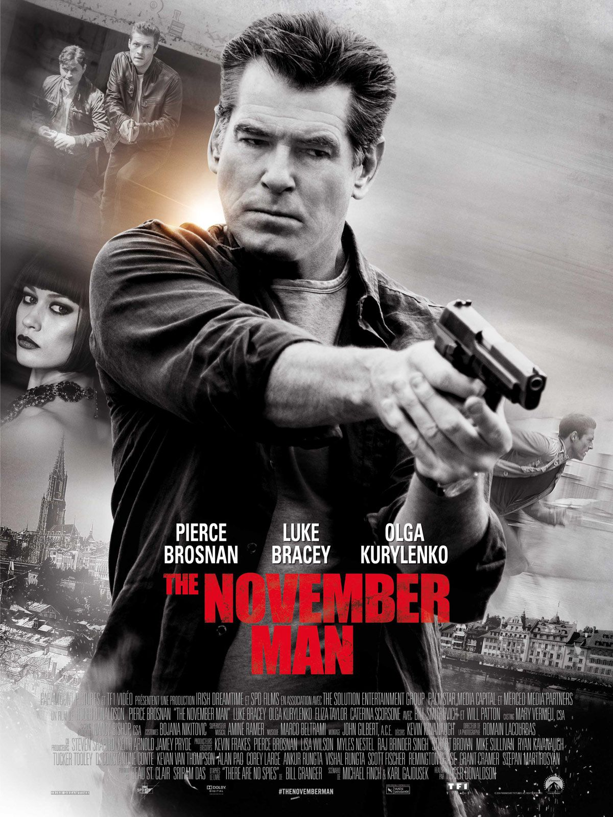 The November Man - Film (2014)
