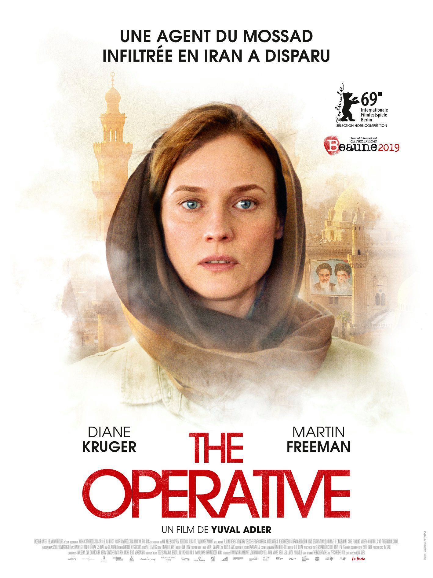 The Operative - Film (2019)